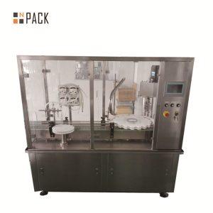 Kontroll dixhital plotësisht automatik 40-1000ml dhe makine mbushëse e lëngshme