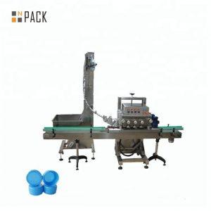 Makinë automatike e mbulimit rrotullues për shishe mjekësore