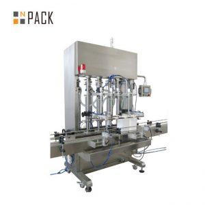 Makinë mbushëse automatike e lëngshme për vaj lubrifikues të lubrifikantit