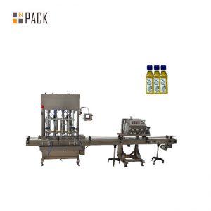 Makinë automatike e mbushjes së vajit të naftës me motor të lëngshëm me shufra pistoni 1-5L