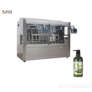 Komplet makine mbushëse shampo për larje dore automatike