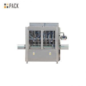 Makineri për mbushjen e vajit të gatimit me cilësi të lartë Makinë mbuluese për mbushjen e shisheve me vaj vegjetal