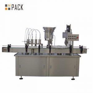 Makinë automatike për mbushjen e vajit të lubrave me shumicë
