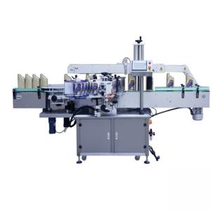 Makinë për etiketimin e ngjitjes automatike të shisheve të vogla, Makina për etiketimin ngjitës të shisheve