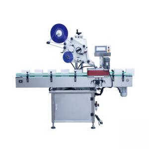 Makinë etiketimi automatik i enës së rrumbullakët tip vertikal